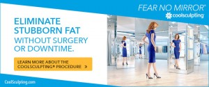 Coolsculpting mast head
